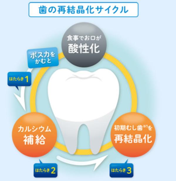 初期むし歯対策☆