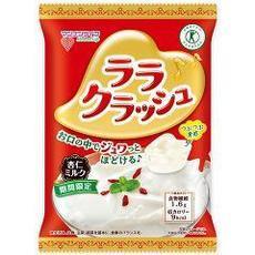 蒟蒻畑ララクラッシュ 杏仁ミルク 8個×10袋