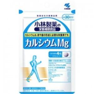 小林製薬の栄養補助食品 カルシウムMg 120粒(30日分)