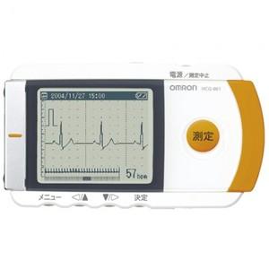 オムロン携帯型心電計 HCG-801 121×24×67mm